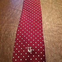 Christian Dior Neck Tie Photo