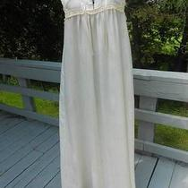 Christian Dior Nightgown. Roses. Photo