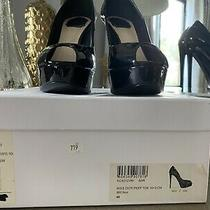 Christian Dior Patent Black  Pumps 40 Photo
