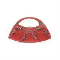 Christian Dior Red Clutch Photo