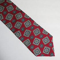 Christian Dior Red Tie Photo