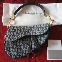 Christian Dior Saddle Bag Photo