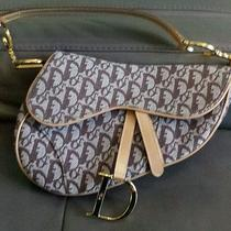 Christian Dior Saddle Handbag Photo