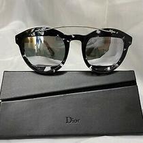 Christian Dior Safiro Group Tortoise Shell Sunglasses With Velvet Lined Case New Photo
