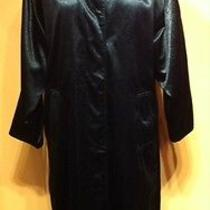 Christian Dior Satin Overcoat Photo