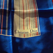 Christian Dior Scarf    Pretty  and Pretty Price Photo