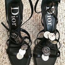 Christian Dior Shoe Photo