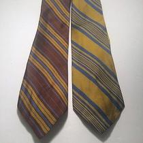 Christian Dior Silk Ties Photo