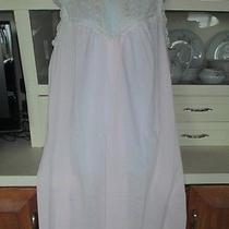 Christian Dior Sleeveless Pink Cotton Pullover Sz Uncertain Gently Worn Photo