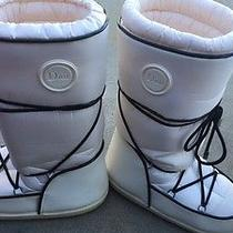 Christian Dior Snow Boots Photo