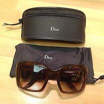 Christian Dior Sunglasses Excellent Condition With Case Photo