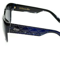 Christian Dior Sunglasses Mydior 3/n/s Edu Blue Spiegel 57 Mm Photo