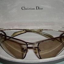 Christian Dior Sunglasses Unisex Photo
