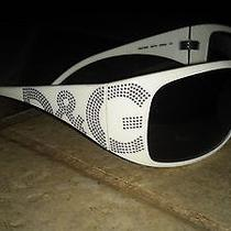 Christian Dior  Sunglasses White & Silver 8009 Photo