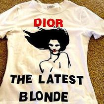 Christian Dior T-Shirt Photo