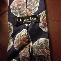 Christian Dior Tie Photo