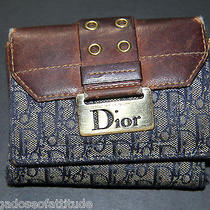 Christian Dior Trifold Wallet Photo