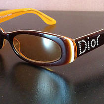 Christian Dior Vintage Sunglasses of 1970  Rare Photo