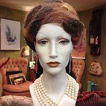 Christian Dior Vintage Turban Photo