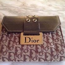 Christian Dior Vintage Wallet Photo