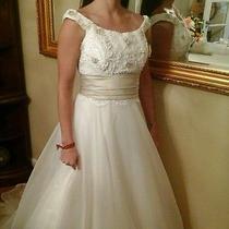 Christian Dior Wedding Dress Photo