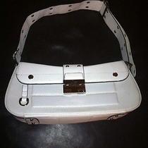 Christian Dior White Handbag Photo