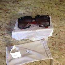 Christian Dior Woman Sunglasses  Photo