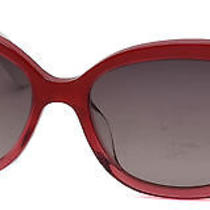 Christian Dior Women's Sunglasses Extase 2/s 56 Mm Red Transparent Red Kwd Photo