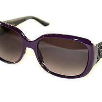 Christian Dior Women's Sunglasses Frisson 2/s 56mm 0kewxq Plum Photo