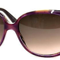 Christian Dior Womens Sunglasses Taffetas 2/s 57mm Violet Black Beige Havana Sl1 Photo
