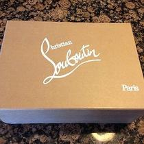Christian Louboutin  Authentic Genuine     New...  Reduced Price Photo