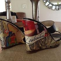Christian Louboutin Collectable One of a Kind Photo