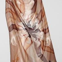 Christian Louboutin Legs & Shoes Print Silk Scarf Wrap Photo