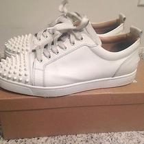 Christian Louboutin Low Top Sneakers Photo
