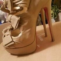 Christian Louboutin Madame Butterfly Booties 36.5 Photo