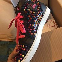 Christian Louboutin Mens Sneakers Multi Color and Select Others (Msg for Paypal) Photo