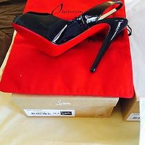 Christian Louboutin New With the Box. Photo