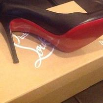 Christian Louboutin Red Bottoms Photo