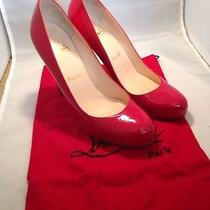 Christian Louboutin Red Heels Photo