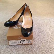 Christian Louboutin Simple Pump 70 Patent Photo