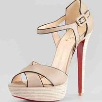 Christian Louboutin Sporting Heels New in Box 39.5 Photo