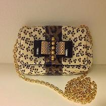 Christian Louboutin Sweet Charity Water Snake Bag  100% Authentic Photo