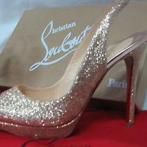Christian Louboutin / Wedding Shoes / Red Bottoms Photo