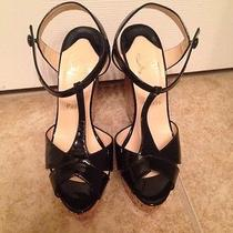 Christian Louboutin Wedges and Platforms   Price Reduce..  Photo