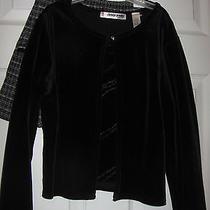 Christie Brooks Girl's Two Piece Skirt and Shirt/velvet Coat Set Size 14/16 Sale Photo