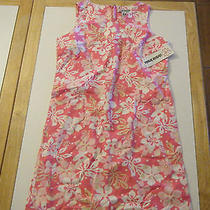 Christie Brooks Girls' Dress Pink Floral (Size 14)
