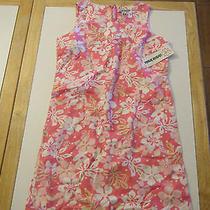 Christie Brooks Girls' Dress Pink Floral (Size 14)