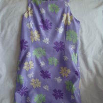 Christie Brooks Girls Size 12 Floral Trendy Style Dress Photo