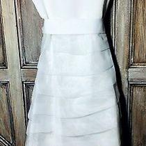 Christie Helene Size-12 White Communion Dress Flower Girl Wedding 250 Nwt G168 Photo