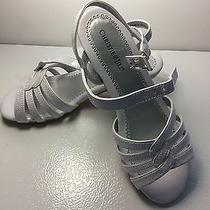 Christie & Jill Dress Shoes  Girls White Dress Shoes 2m Photo